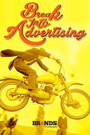 Break into Advertising