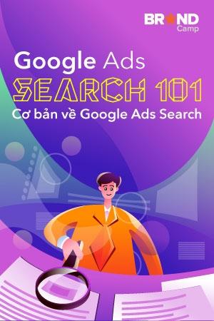 Google Ads Search 101: Cơ bản về Google Ads Search