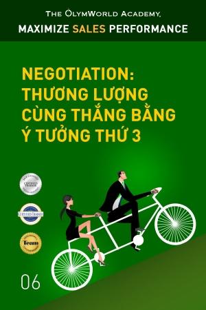 Negotiation: Thương lượng cùng thắng bằng ý tưởng thứ 3