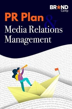PR Plan & Media Relations Management