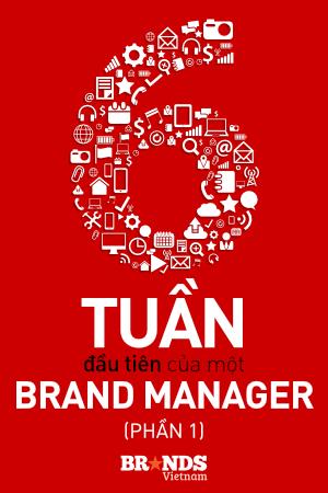 The first 6 weeks: 6 tuần đầu tiên của Brand Manager (Phần 1)