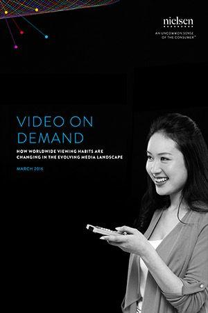 Nielsen Global Video-on-Demand Report