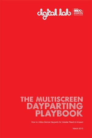 Khảo sát về thói quen sử dụng multiscreen / đa màn hình trong Digital Marketing, bởi BBDO