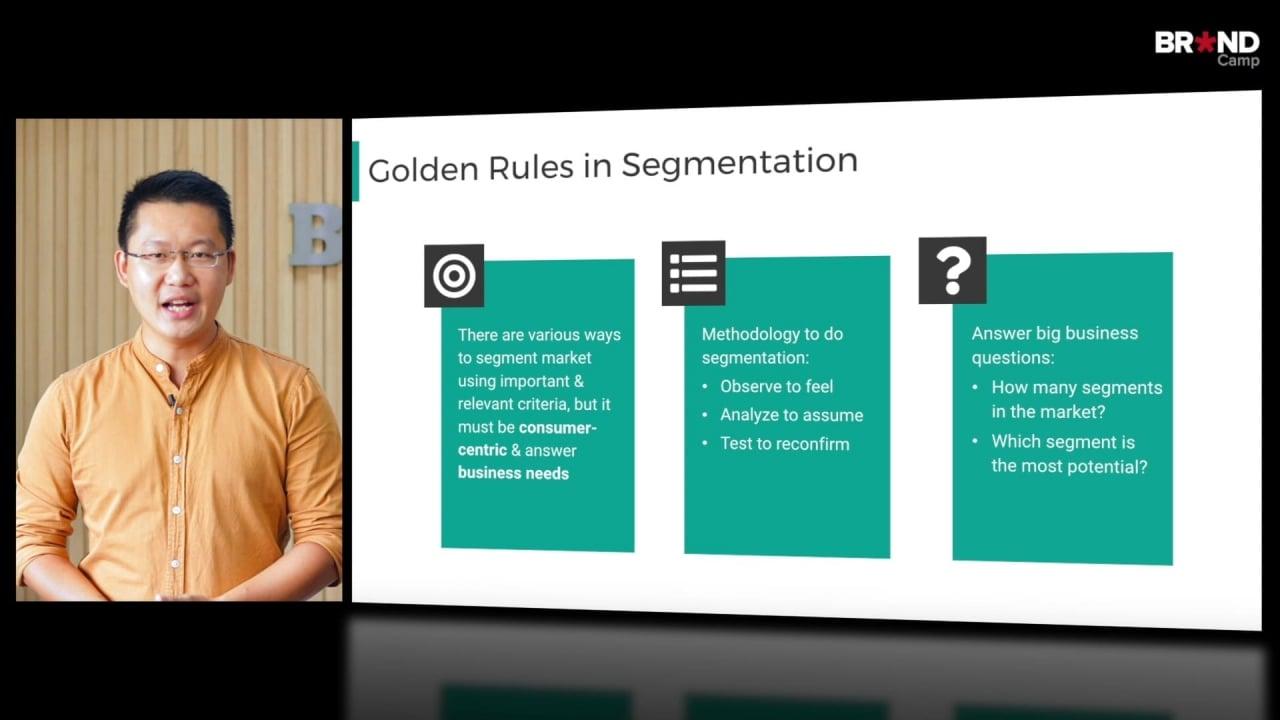Segmentation for Business Growth: Phân khúc Thị trường để Tăng trưởng Kinh doanh