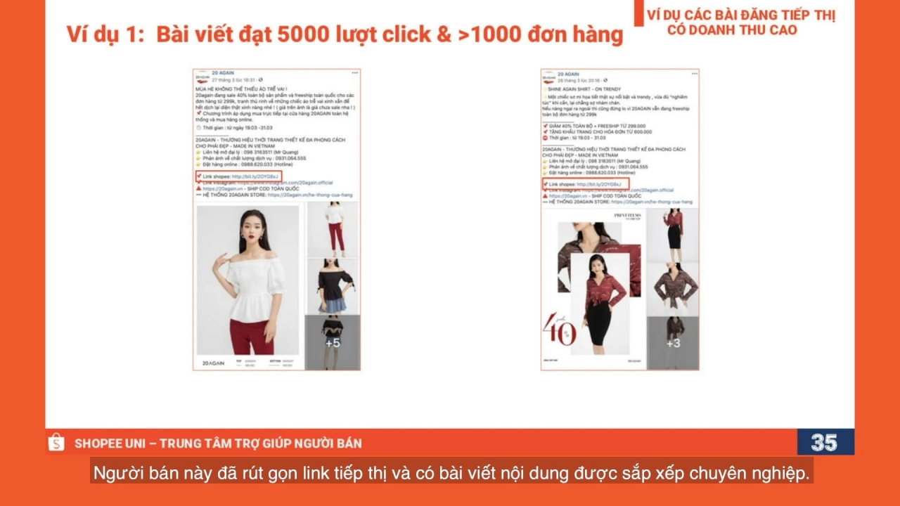 Tối ưu doanh thu với Tiếp thị liên kết dành cho Người bán trên Shopee